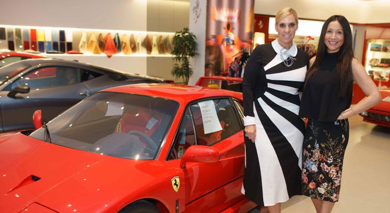Photos Eleganza Italiana At Ferrari Quebec Moetreal Com