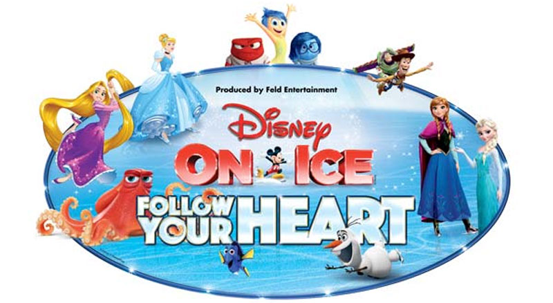 disney on ice follow your heart. Black Bedroom Furniture Sets. Home Design Ideas